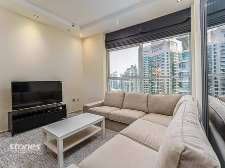 Sea and Marina Views High-quality Furnished 2Br+S