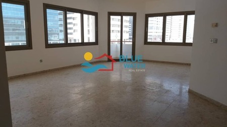 One month free | No Fee | 3 Bhk | Balcony | Maids room | Parking