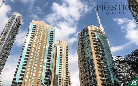 The Residence 2 Villa 3 Bed Duplex Downtown