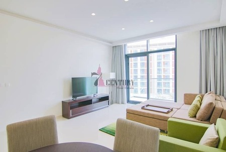 Fully Furnished   1 Bedroom Apt   Spacious Space