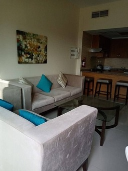 Available Bedroom apartment with double balcony / fully furnished