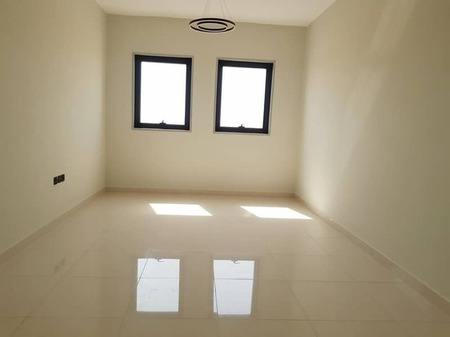 Brand new , 2 months free 1bhk with balcony in Tilal city rent 35k in 4 to 6 cheqs