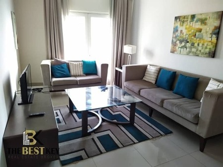 Luxury Fully Furnished 1 Bedroom Apart For Rent