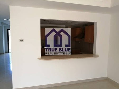 3 Bed Room + Maid Room Townhouse For Rent In Al Hamra Village