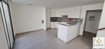 Brand New!  Pool View l   3 Bedroom + Maid