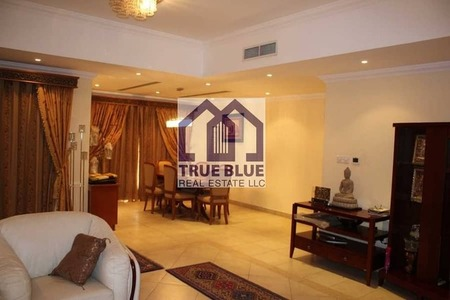 Mesmerizing 4Br Duplex At Al Hamra Village Available For Rent