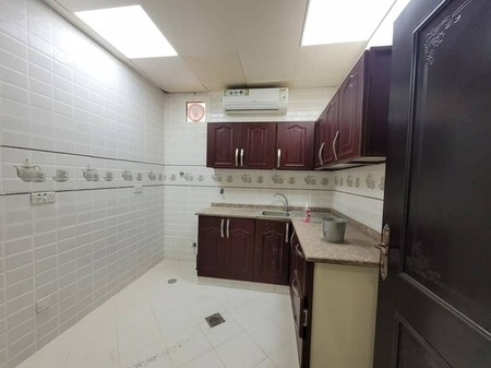 Out Class 2 Bedroom hall in New Al Falah city Monthly 3000
