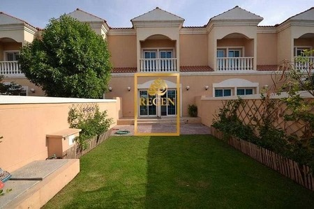 Vacant - One Bedroom Hall Townhouse for Rent at Jvc
