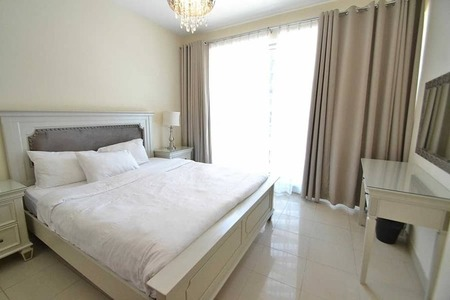 Utilities included |12 cheques | Furnished 1 Bedroom | Dt