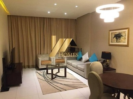 Early Bird Offer fully furnished 1Bedroom apartment Dubai World Central