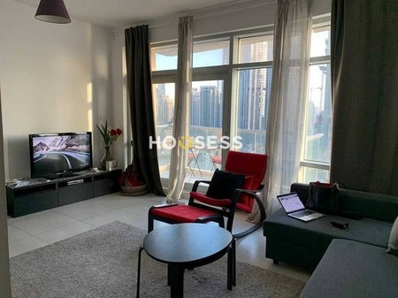 Vacant| One Bedroom| Blvd View | Bright apartment