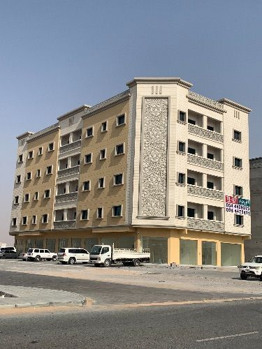 Apartment ( one bedroom- kitchen - majles - balcony )