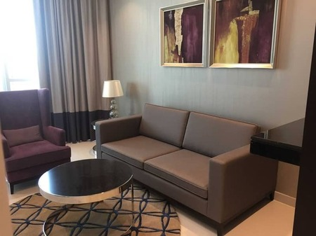 1 Bedroom Fully Furnished in The Distinction