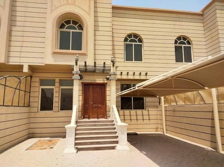 4 Bed Room With Maid Room Separate Entrnace Villa In Mbz
