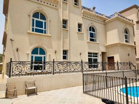 Stand Alone 6 Bed Room With Maid Room And Driver Room Private Pool