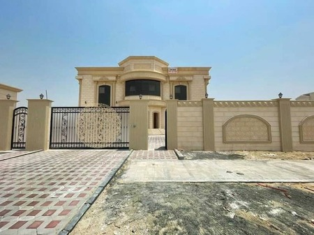 Amazing 6 Br Brand New Villa For Rent In Mohammed Bin Zayed City
