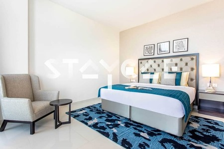 Fully Furnished 1Br in Dubai South
