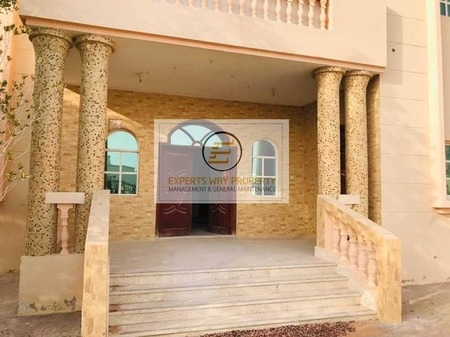 Stand Alone 5 Bedrooms Villa For Rent in khalifa City B