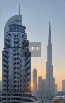 1 Bedroom | Full Burj and Fountain view | Vacant