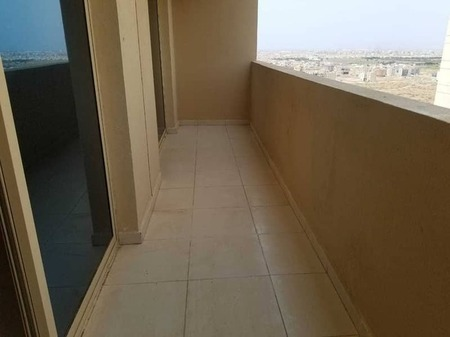 One Bedroom | Lavender Tower | For Rent | Aed 18,000/- | With Parking