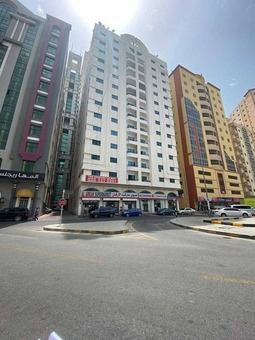 Two rooms and a hall in Al Qasimia area in Sharjah, a clean building, family housing
