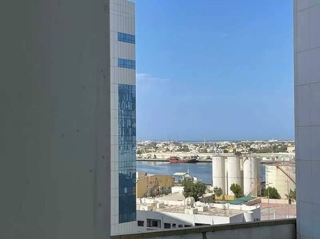 Hot deals One bedroom hall for rent in Ajman pearl tower