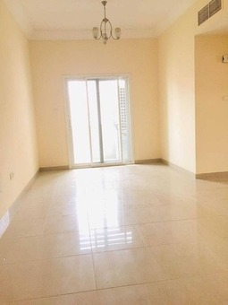 1 month free . Ready to move 2bhk with balcony rent 26k only in 6chqs Easy Exit to dubai