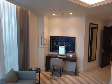 Lovely One Bed Room + Study Apartment In Fountain Views