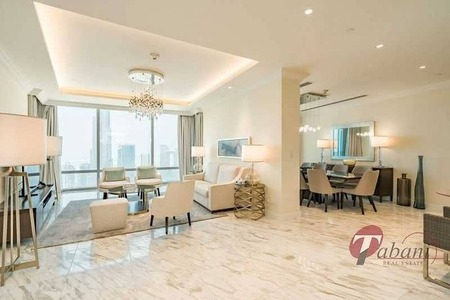 Sky collection Penthouse  Burj View  All inclusive