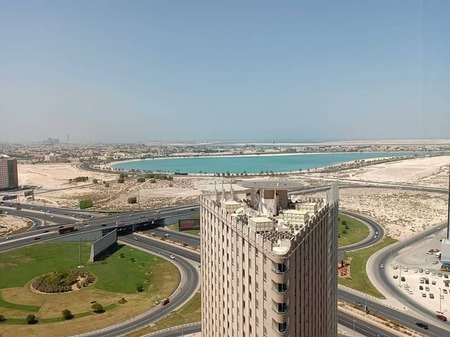 Sea View Spacious 2-Br Appartment Rent Only 24k/Yr With Balcony