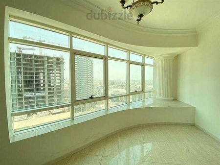 Two rooms and a hall - Al Majaz garden - free Ac - month free - 40 k