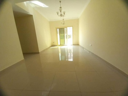 30 days free spacious 2bhk with 2balconies+parking commercial muwaileh sharjah