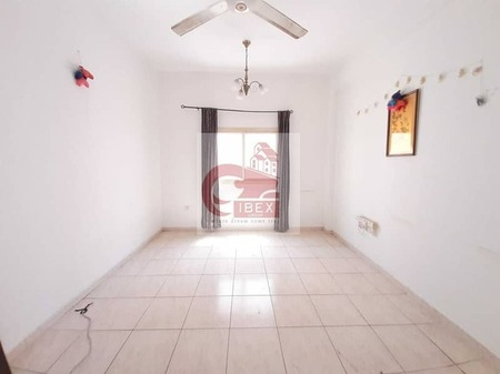 Luxury 1bhk in just 17k with ac Central family Building in national paint muwaileh