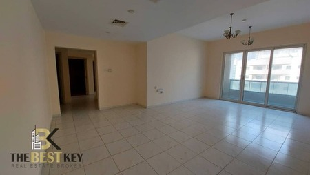 For Rent 2 Bedroom Apartment with Balcony/ Great Community/ Available