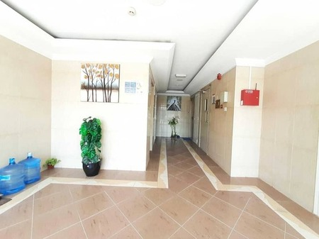 Hot Offer 1-Bhk just 16k Central ac On the Road At prime location Muwaileh