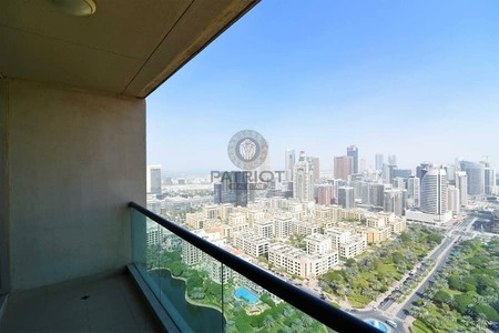 Spacious 1 Bedroom Apartment | Ready To Move | Higher Floor |