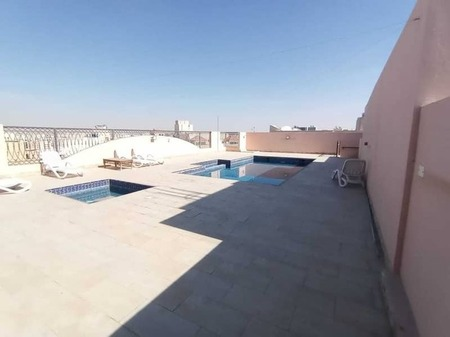 One Month Fre 2Bhk With Gym Pool Pool Parking Rent 40K