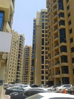 Cheapest One Bedroom Hall With Balcony In Al Khor Tower Ajman