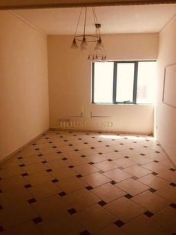 Chiller A. C Free 1Br Without Balcony Only 40K in 6 Cheques , 7 Mints Walk Burjuman Metro Station.