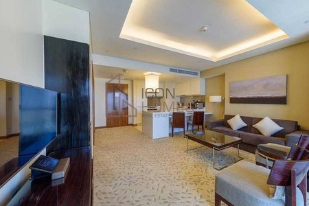 Lovely One Bed Room Fully Furnished In Dubai Mall