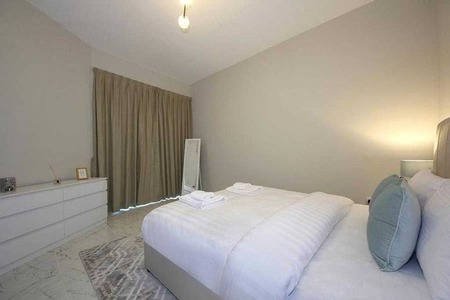 Large Beautiful one bedroom in mag luxury furnished with balcony 33000 Hurry up