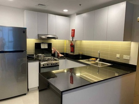 2 furnished bedroom apartment in the heart of Dubai Expo.
