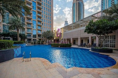 One Bedroom | Standpoint | Downtown Dubai