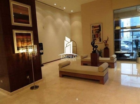 Biggest Layout 1 Bedroom | Stunning view of Business bay