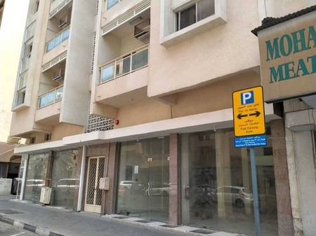 Spacious 2 bhk with 12 chaque and 15 days free in al Mujarrah Sharjah