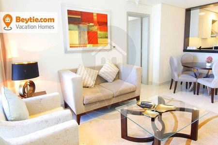 Fully Furnished 1Br in Tenora, Dubai South