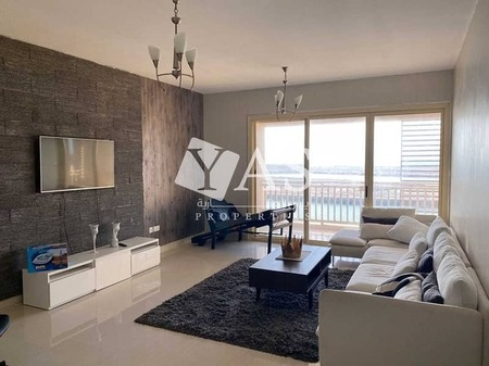Gorgeous furnished |one bed room sea view