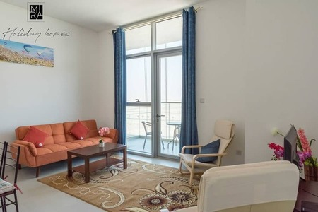 Serviced 1 bedroom | Utilities included | 5 min to Expo