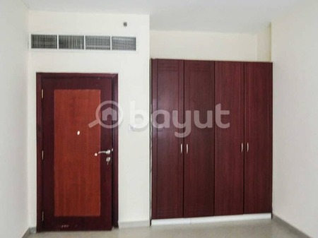Good Size 1Bhk Only In 20000 With Wardrobes Opp Sahara center Al Nahda Sharjah Call Vicky