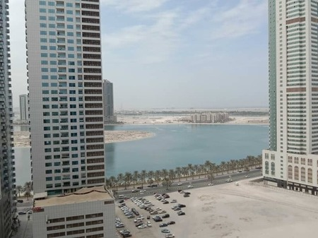 Amazing view one month Free Master Bedroom just in 25000 Al Khan Area